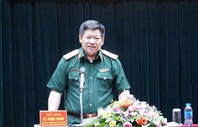 Bộ Quốc phòng tôn vinh cán bộ, chiến sỹ điển hình toàn quân - 1