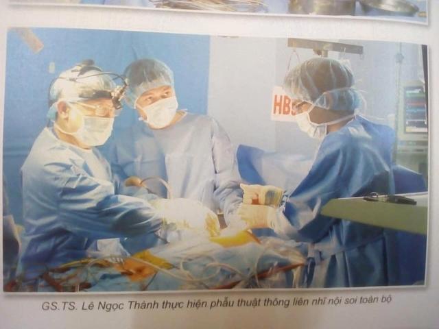 Trung tâm tim mạch Bệnh viện E - Nơi có những bàn tay vàng - 4