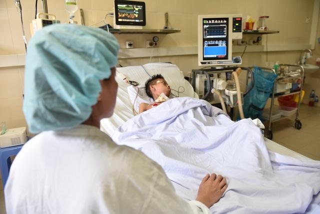 Cậu bé 13 tuổi từng bị gia đình in ảnh thờ đã hồi sinh kì diệu - 3