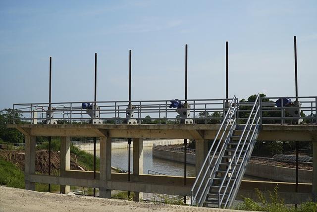 Toàn cảnh trạm bơm 7.464 tỷ đồng thoát nước cho phía Tây Hà Nội - 7