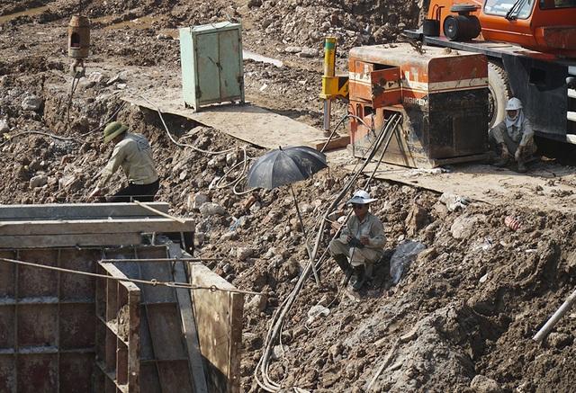 Toàn cảnh trạm bơm 7.464 tỷ đồng thoát nước cho phía Tây Hà Nội - 12