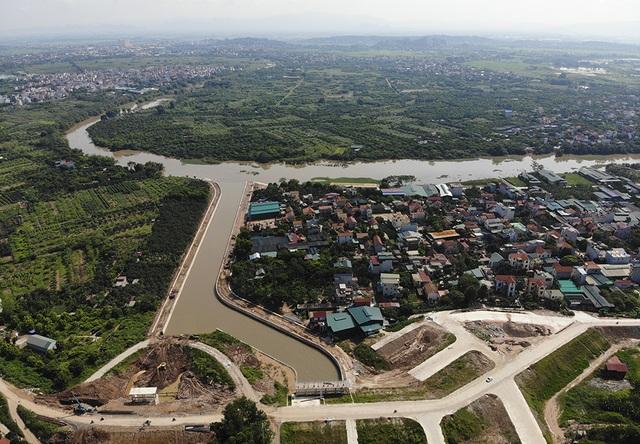 Toàn cảnh trạm bơm 7.464 tỷ đồng thoát nước cho phía Tây Hà Nội - 8