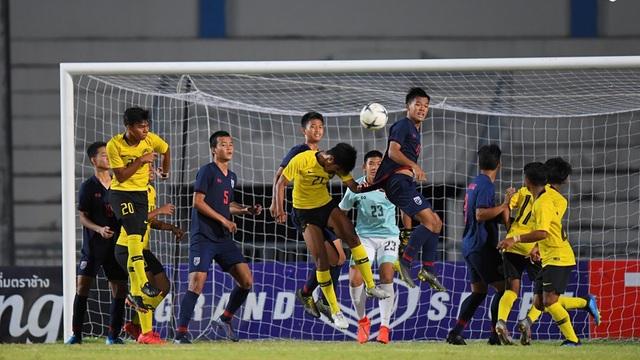 Thua ngược Malaysia ở chung kết giải Đông Nam Á, U15 Thái Lan ẩu đả với đối thủ - 1