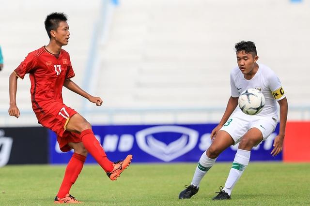 Thua trong loạt sút luân lưu, U15 Việt Nam mất HCĐ giải Đông Nam Á - 1