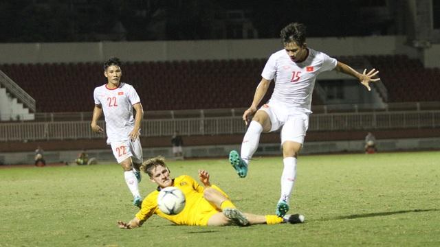 U18 Việt Nam thua đậm Australia tại giải U18 Đông Nam Á - 3