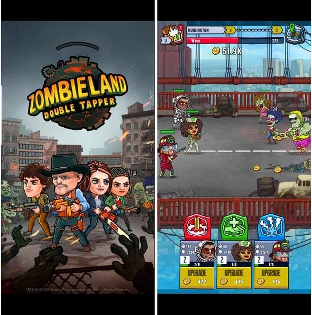 Sony trình làng game di động để quảng bá cho phim sắp ra mắt - 1