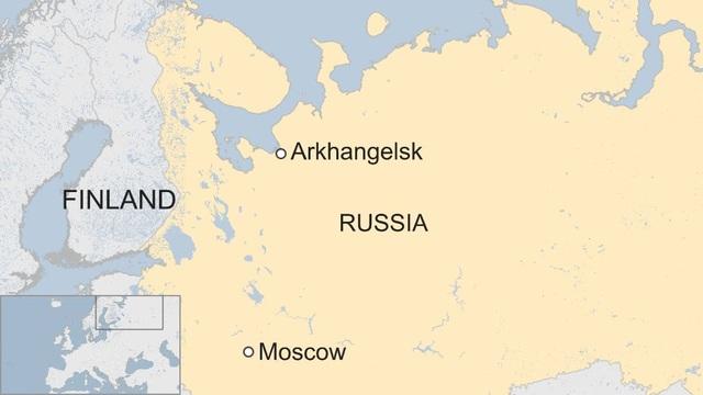 Nga: Động cơ tên lửa phát nổ trong thử nghiệm, 5 người thiệt mạng - 2
