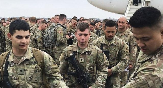 Mỹ dọa rút quân đồn trú khỏi Đức để điều tới Ba Lan - 1