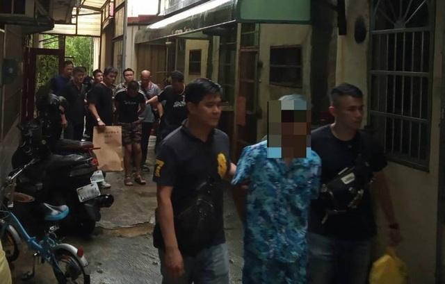 Đài Loan giải cứu một người Việt bị đồng hương tra tấn vì thiếu nợ - 1