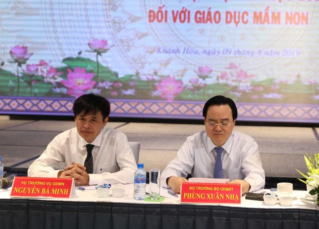 """Bộ trưởng Phùng Xuân Nhạ: """"Chưa yên tâm về việc ngăn chặn bạo hành đối với trẻ mầm non"""" - 2"""