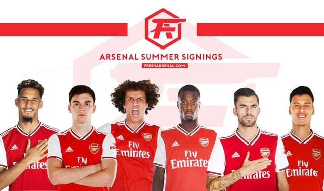 Arsenal đã lọc lõi hơn trên thị trường chuyển nhượng? - 1