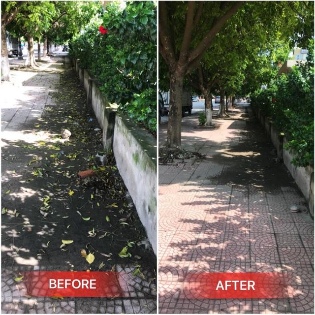 Nhân viên khách sạn Mường Thanh cùng tham gia chiến dịch làm sạch môi trường - 14