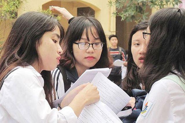 Viện trưởng Viện Toán khẩn thiết kiến nghị Phó Thủ tướng xem xét việc thi trắc nghiệm - 2