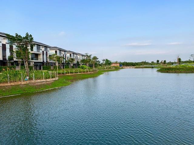 Cận cảnh khu biệt thự triệu đô mà Hồ Ngọc Hà mới tậu nhà - 8