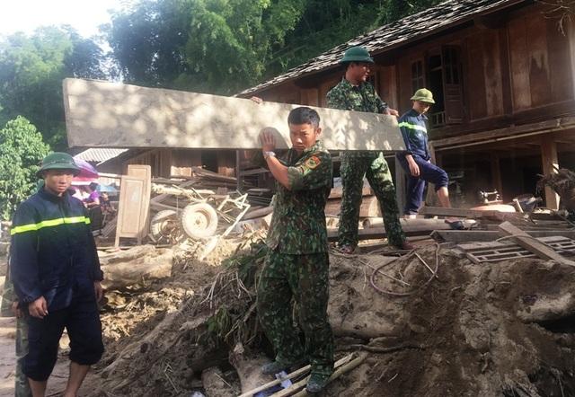 Nguyên nhân lũ kinh hoàng khiến bản làng chìm trong tang thương - 5