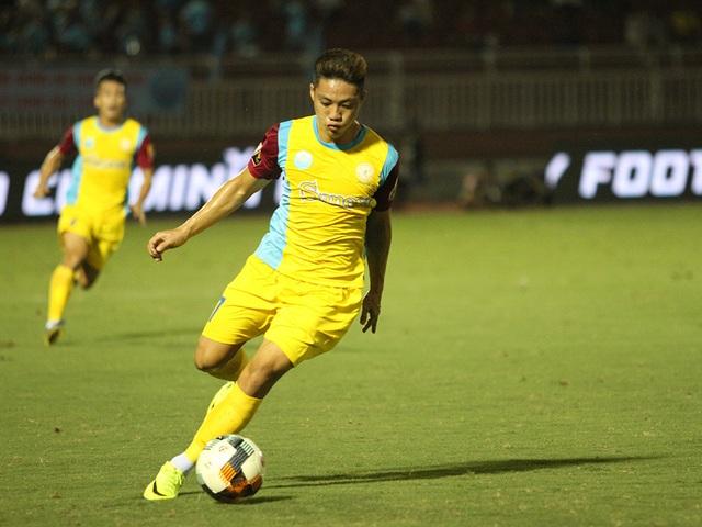 Đánh bại SHB Đà Nẵng, Khánh Hoà nuôi tiếp hy vọng trụ hạng - 1