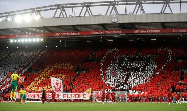Những khoảnh khắc thăng hoa của Liverpool trước Norwich - 2