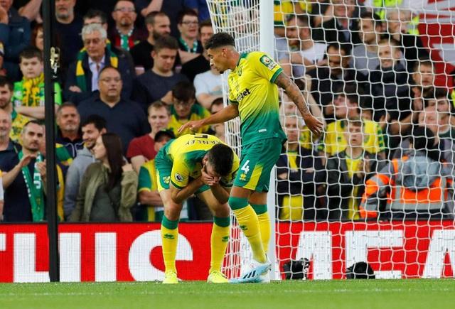Những khoảnh khắc thăng hoa của Liverpool trước Norwich - 4