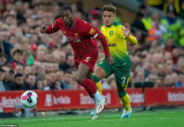 Những khoảnh khắc thăng hoa của Liverpool trước Norwich - 9