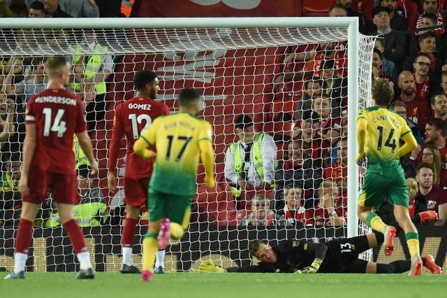 Những khoảnh khắc thăng hoa của Liverpool trước Norwich - 17