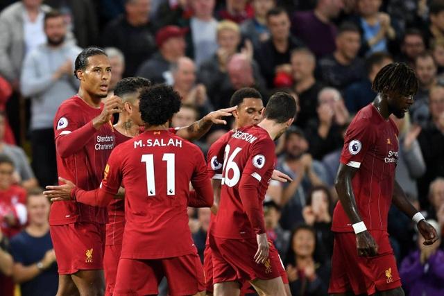 Những khoảnh khắc thăng hoa của Liverpool trước Norwich - 11