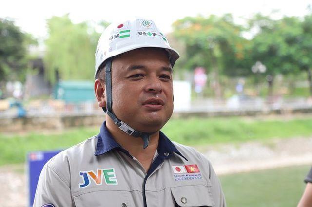 Chuyên gia Nhật Bản tắm sông Tô Lịch gửi lời cảm ơn Thủ tướng - 2