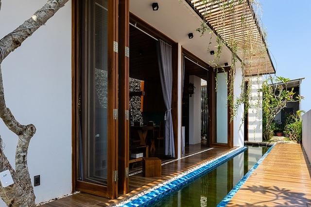 Tuyệt chiêu giúp ngôi nhà ở Quảng Nam quanh năm mát rượi - 8