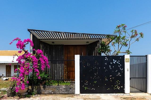 Tuyệt chiêu giúp ngôi nhà ở Quảng Nam quanh năm mát rượi - 9