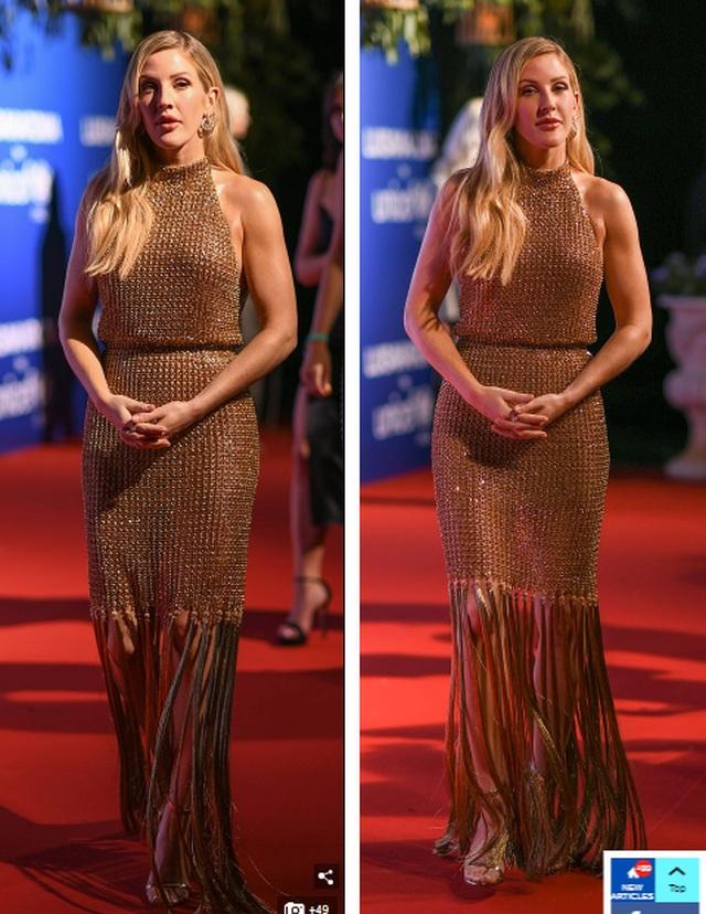 Vanessa Hudgens diện váy trễ nải khoe ngực đầy đặn - 10