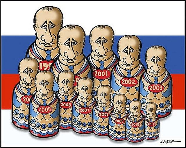 20 năm Putin: Đúng người, đúng chỗ, đúng thời - 1