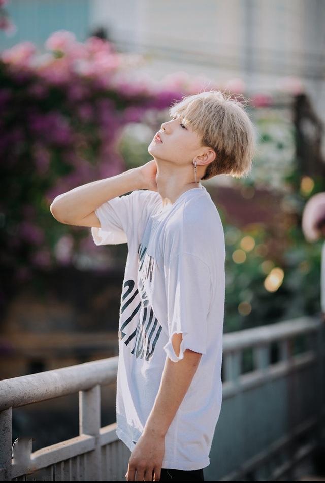 Nam sinh 10X Quảng Ninh có gương mặt như nghệ sĩ thần tượng - 6
