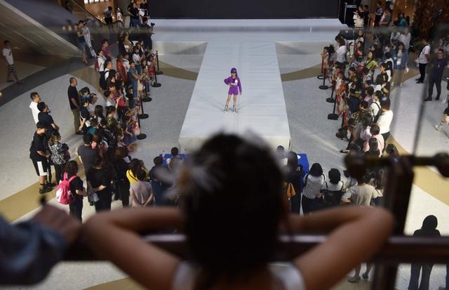 Góc nhìn cận cảnh vào công việc làm người mẫu thời trang của trẻ nhỏ - Ảnh minh hoạ 15