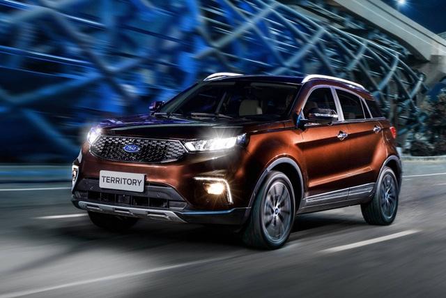 Ford Territory không chỉ dành cho thị trường Trung Quốc - 1