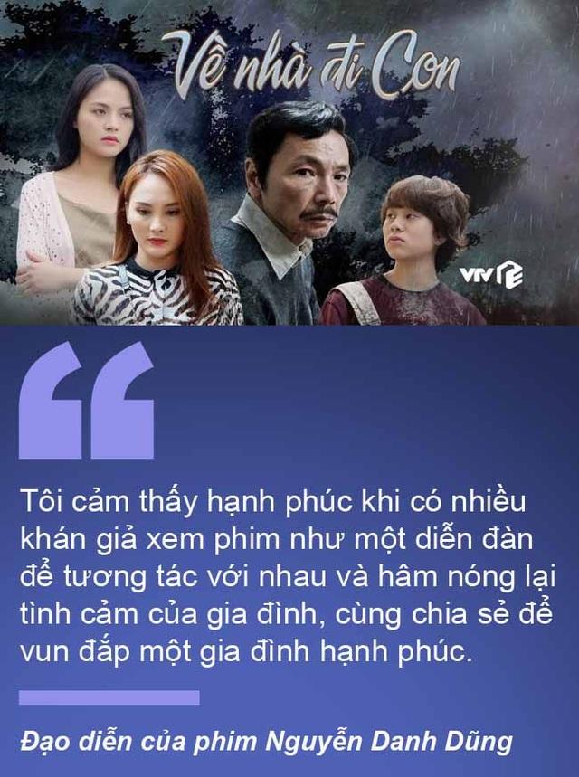 """Cơn sốt """"Về nhà đi con"""" khép lại liệu có mở ra điều gì lớn lao hơn cho phim truyền hình Việt?"""
