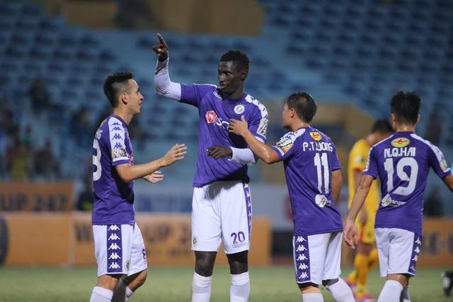 Quang Hải vượt qua nỗi đau để xin thi đấu trận gặp CLB Thanh Hoá - 1