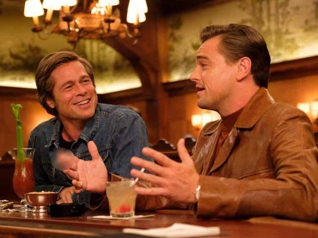 Những bí mật thú vị khi Brad Pitt và Leonardo DiCaprio cùng đóng phim - 1