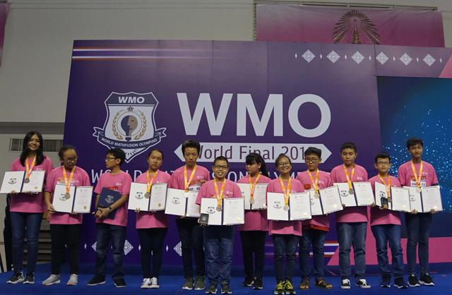 Việt Nam giành 2 huy chương Bạc tại Olympiad Toán thế giới 2019 - 2