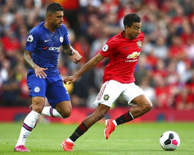 Man Utd 4-0 Chelsea:  Ngày rực rỡ của Quỷ đỏ - 15