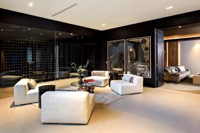 Ngắm kiến trúc siêu độc đáo của biệt thự trị giá 42 triệu USD ở Los Angeles - 11
