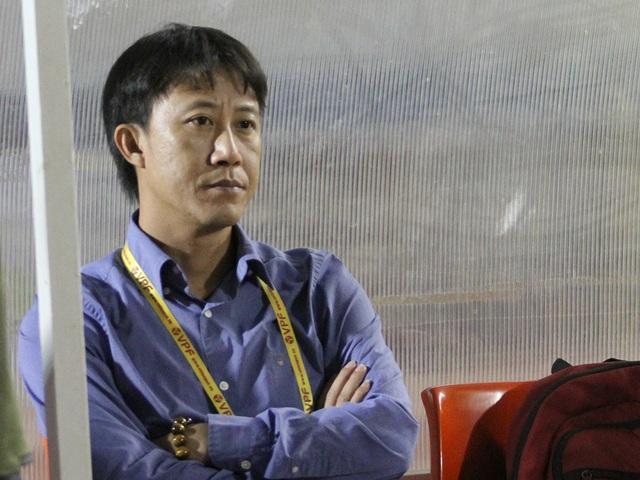 HLV Sài Gòn FC nói gì về bàn thắng bị trọng tài khước từ? - 1