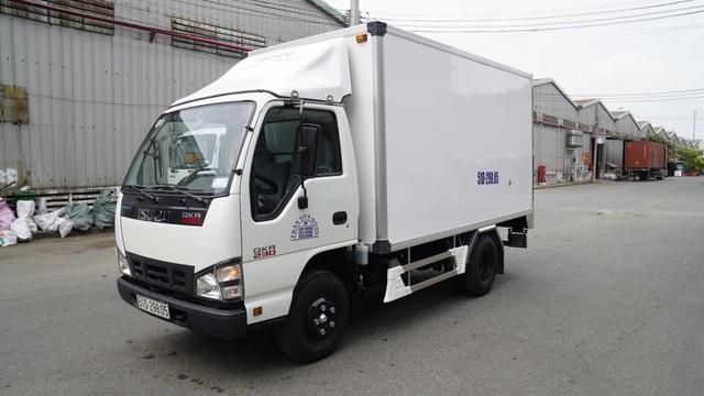 5 lý do QKR là dòng xe tải của Isuzu đáng để bạn đầu tư - 1
