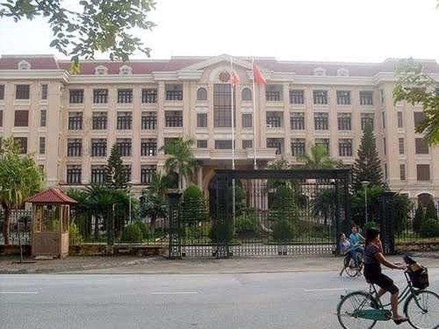 7 Sở ở Bình Định không có sổ sách ghi chép việc tiếp công dân định kỳ của lãnh đạo - 1
