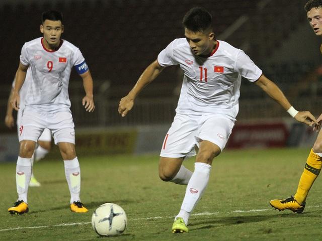 U18 Việt Nam thắng dễ Singapore tại giải U18 Đông Nam Á - 1