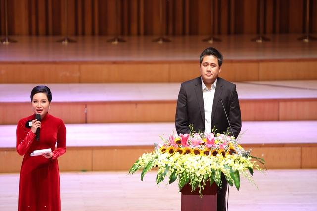 Giải thưởng gần 1 tỷ đồng cuộc thi violin và hòa tấu thính phòng đã có chủ - 5