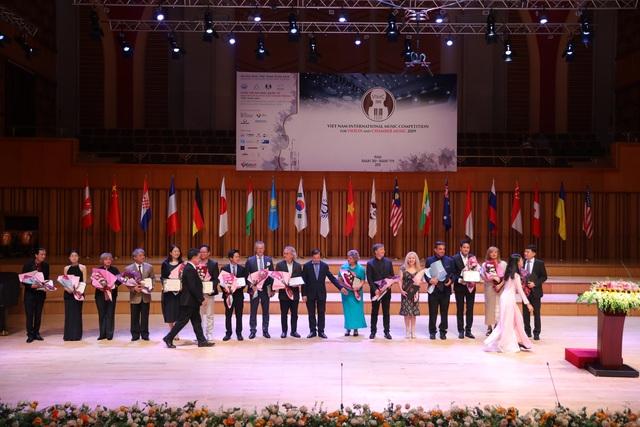 Giải thưởng gần 1 tỷ đồng cuộc thi violin và hòa tấu thính phòng đã có chủ - 7