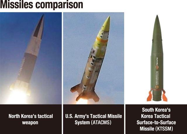 Sự tương đồng bất ngờ giữa vũ khí chiến thuật của Triều Tiên và tên lửa Mỹ - Hàn - 1