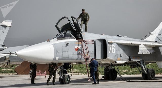6 máy bay không người lái tấn công căn cứ Nga tại Syria