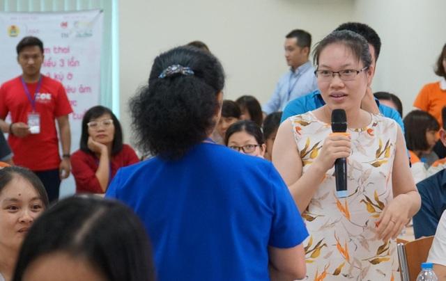 Chung tay chăm sóc sức khỏe sinh sản cho người lao động - 2