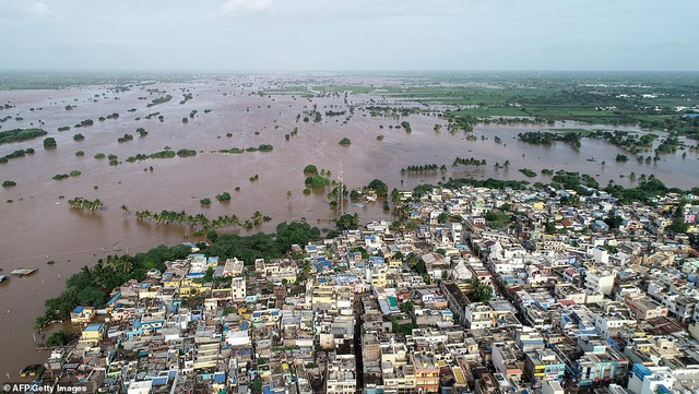 Lũ kinh hoàng khiến 152 người thiệt mạng ở Ấn Độ - 2