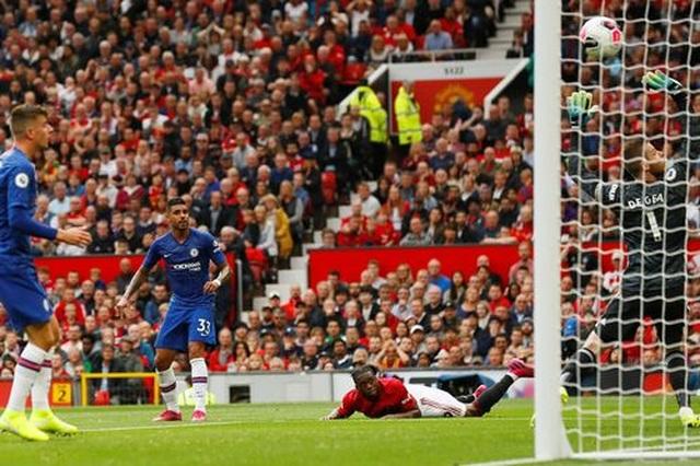 Ba điểm nhấn nổi bật ở chiến thắng đậm của Man Utd trước Chelsea - 1